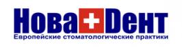 Логотип компании НоваDент
