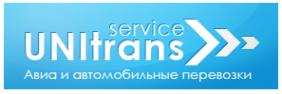 Логотип компании ЮНИтранс-Сервис